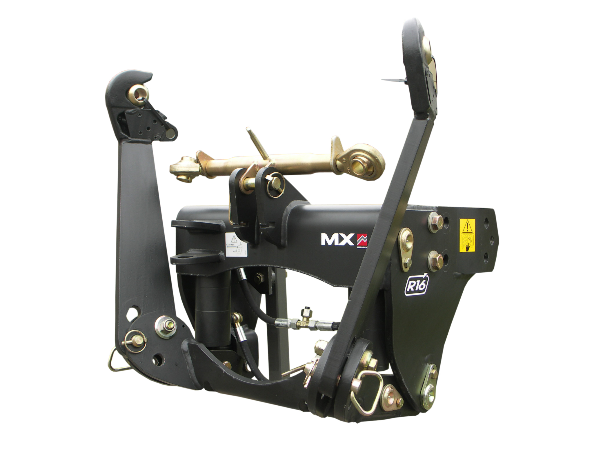 MX R16F FRONT LINKAGE - Fruit Loaders