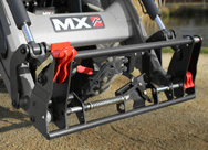 COMBINED MX/EURO IMPLEMENT CARRIER