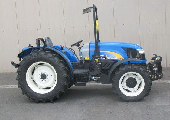 Tracteur New Holland TD4040F / Chargeur MX Fruitier FR