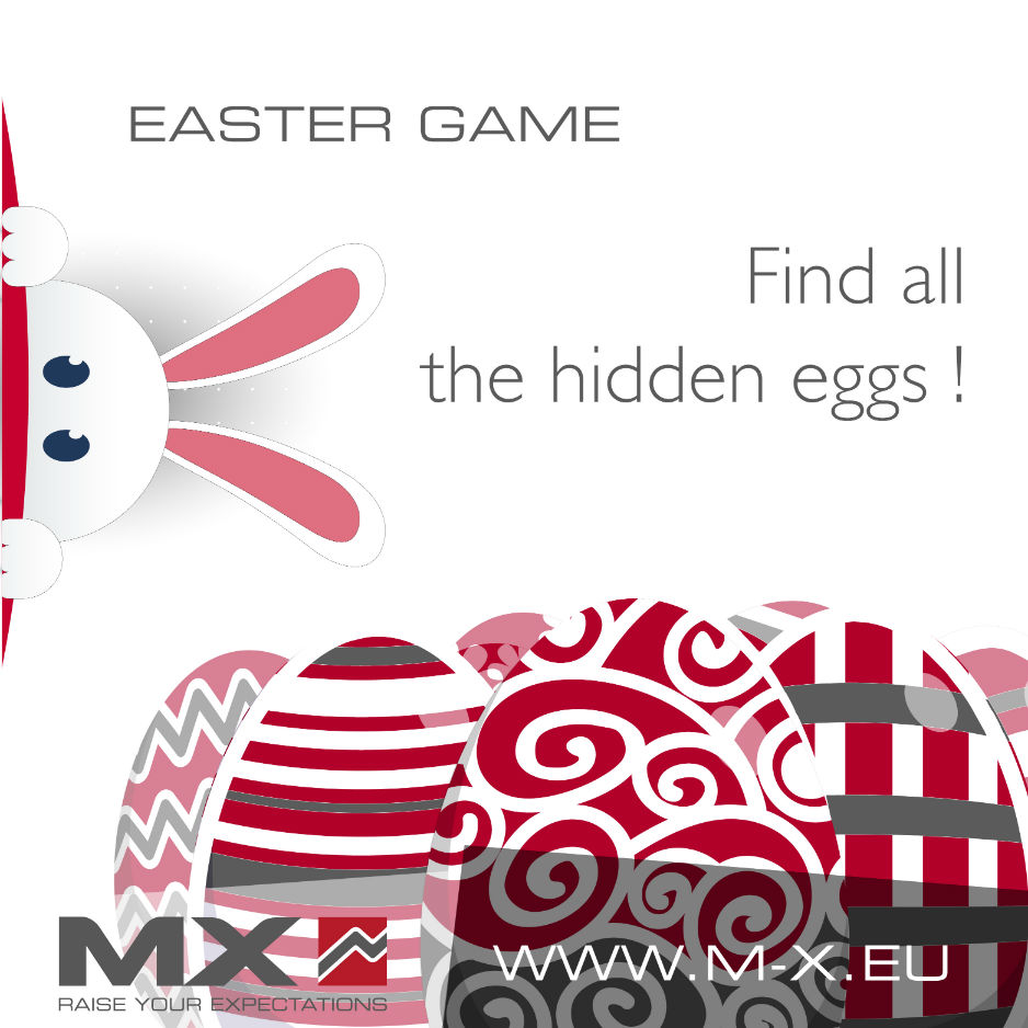[GAME] The MX Easter egg hunt is on!